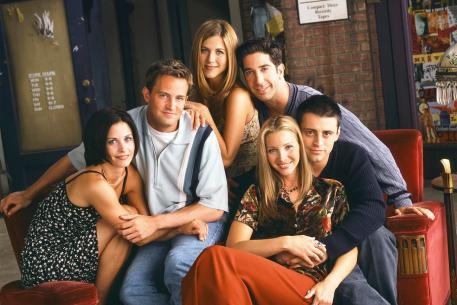 BLOG - Séries de Tv em Inglês _friends